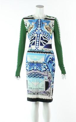 Mary Katrantzou Green Viscose Dresses