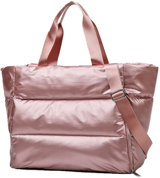 Goodnight Macaroon 'Jayda' Large Puffy Gym Bag (3 Colors)