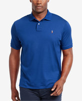 Polo Ralph Lauren Men's Big & Tall Classic-Fit Cotton Polo