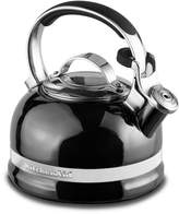KitchenAid Pyrite 2.0-Quart Kettle with Full Stainless Steel Handle and Trim Band
