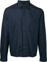 Cerruti classic shirt - men - Silk/Cotton - 40