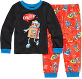 LICENSED PROPERTIES 2-pc. Kids Robot Pajama Set Boys