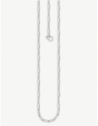 Thomas Sabo Link sterling silver charm necklace
