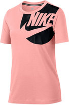 Nike Sportswear Graphic-Print T-Shirt, Big Girls (7-16)