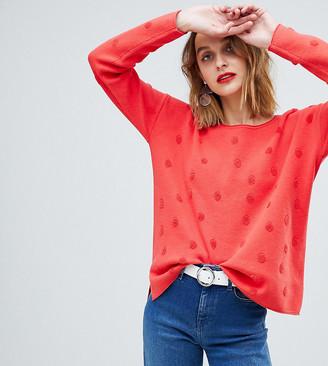 Esprit Self Polka Dot Sweater
