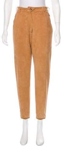 Hermes High-Rise Skinny Pants
