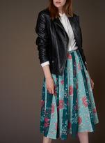 Tu clothing Black Premium Leather Jacket