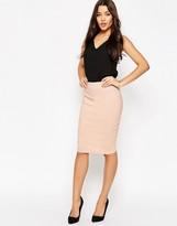 ASOS COLLECTION ASOS High Waisted Pencil Skirt