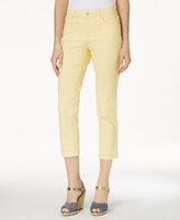 Charter Club Petite Bristol Capri Jeans, Created for Macy's