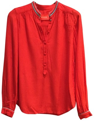 Zadig & Voltaire Red Top for Women