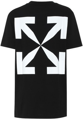 Off-White Pascal Painting logo cotton T-shirt