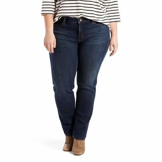 Levi's Women's Plus-Size Classic Straight Jeans