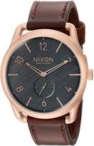 Nixon Men's The C45 Leather