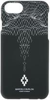 Marcelo Burlon County of Milan Sebastian iPhone 7 cover - men - Polycarbonite - One Size