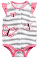 First Impressions Cotton Striped Butterfly Creeper, Baby Girls (0-24 months)