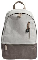 Skagen Men's 'Kroyer' Coated Twill Backpack - Grey