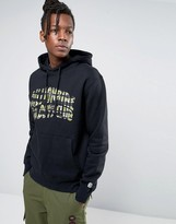 Billionaire Boys Club Hoodie With Camo Arch Logo