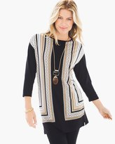 Chico's Talitha Scarf-Print Tunic
