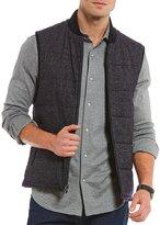 Hart Schaffner Marx Reversible Wool Vest
