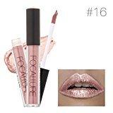 AMA(TM) Women Fashion Waterproof Makeup Matte Velvet Long Lasting Lipstick Moisturize Lip Gloss Pencil Lip Balm Cosmetic (A)