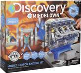 Mindblown Discovery Kid's Model Motor Engine Kit