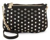 Betsey Johnson Embellished Stud Crossbody Bag