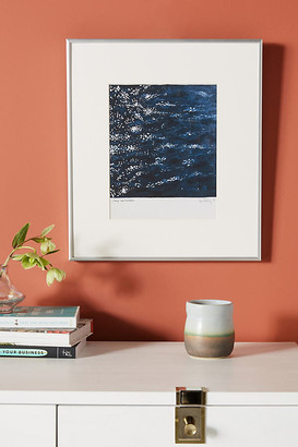 Jump Into the Water Wall Art By Artfully Walls in Blue Size S