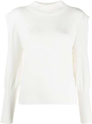 FEDERICA TOSI Ruched Detailing Jumper
