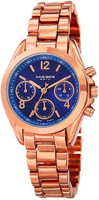 Akribos XXIV Women's Alloy Watch