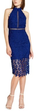 Bardot Gemma Lace Sheath Dress