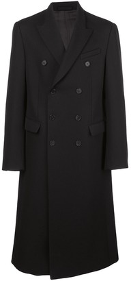Wardrobe NYC x The Woolmark Company Release 05 double-breasted overcoat