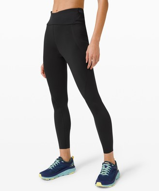 Lululemon Free to Speed High-Rise Tight 25""