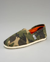 Camo Slip-On, Youth