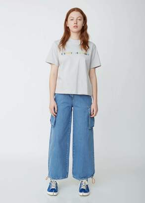 Sunnei EIWS Embroidered Classic T-Shirt