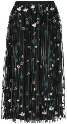 RED Valentino 3/4 length skirt