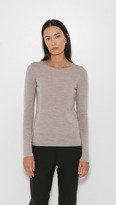 Alexander Wang Roll Neck Fitted Pullover