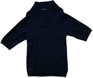 Lacoste Black Wool Knitwear