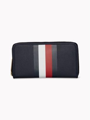 Tommy Hilfiger Large Stripe Wallet