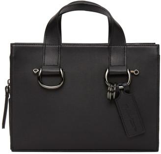 Yohji Yamamoto Black Mini Zipper Bag