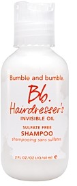 Bumble and Bumble Bb. Hairdresser's Invisible Oil Shampoo 2 oz.