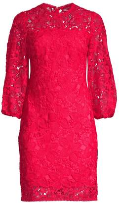 Shoshanna Nisa Lace Sheath Dress