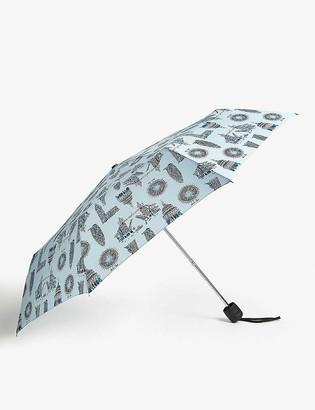 Fulton London Landmark Stowaway Deluxe umbrella