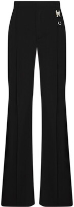 Alyx Buckle Detailed Flared Trousers