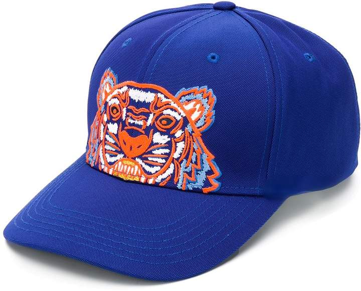 d352aba5c0 Tiger embroidered cap