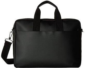 Lacoste Classic Computer Bag (Black) Computer Bags