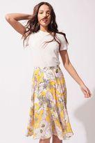 Yumi Kim Cassidi Silk Skirt
