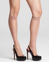 Donna Karan Hosiery - Nude Knee High #G18