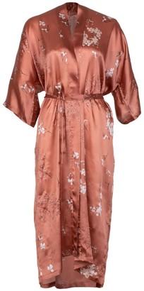 Anekdot Sakura Silk Robe