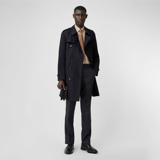 Burberry The Mid-length Kensington Trench Coat