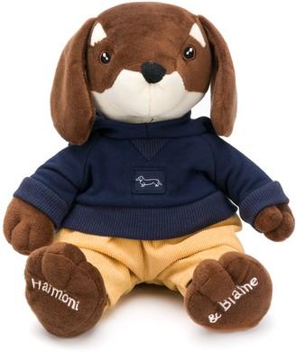 Harmont & Blaine Junior Dog Plush Toy